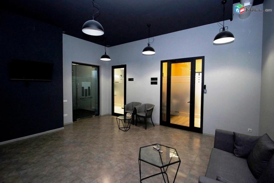Գրասենյակային տարածք Ամիրյան փողոցում կենտրոնում, 90 ք.մ.