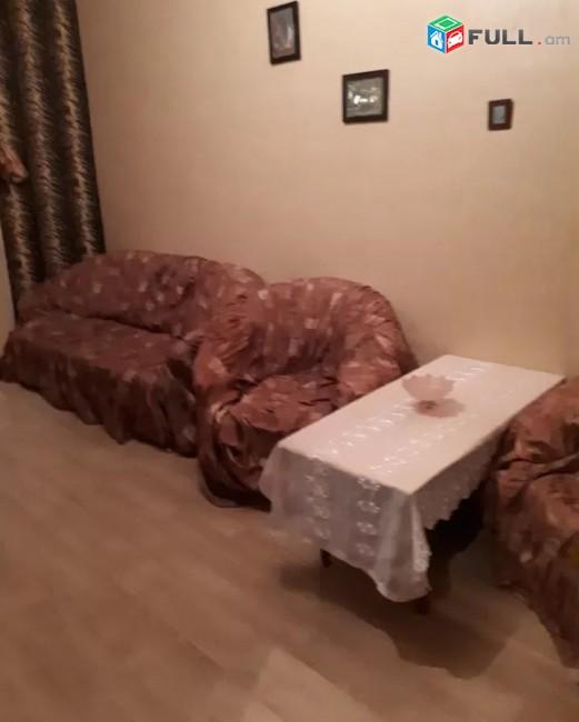 3 սենյակ/ Փակ Շուկայի մոտ/ բաքսի/ կահավորված/ ԿՈԴ 1408
