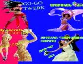 Pareri usucum arabakan go-go twerk latina-amerikyan lezginka