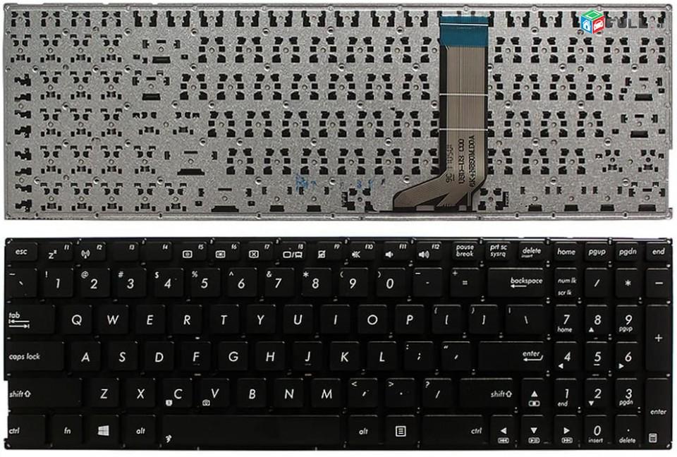 Hi Electronics; Keyboard клавиатура stexnashar ASUS X556