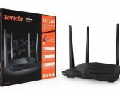 HI Electronics WiFi Router Tenda AC1200 Dual Band WiFi Router