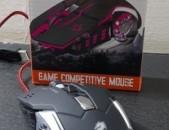 Hi Electronics mknik Մկնիկ Мыши mouse 6D JM-520