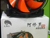 HI Electronics PC Cooler ASURA i3 i5 celeron core 2 duo pentium 4 athlon 64 athlon x2 phenom 64