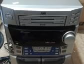 Hi Electronics; erajstakan kentron muzikalni centr երաժշտական կենտրոն jvc sp-mxj33