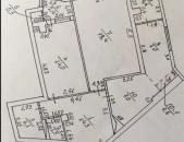 Կոդ AE0207 Վաճ. է 2 սենյականոց բնակարան Բաշինջաղյան փողոց