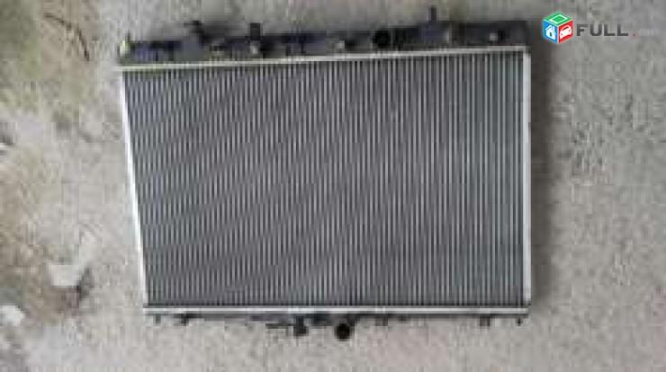 Mitsubishi Pajero io 1.8 ev 2.0 gri radyatr