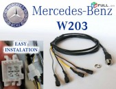 W203 Mercedes-Benz aux