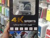 Action Camera Gopro 4k Jrakayun 30Metr Sport Cam + Erashxiq