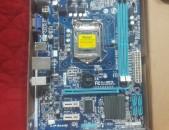HATUK GIN hamakargchi plata h61 board h61 gigabyte lga 1155 vat vijak kod-vp0001 mainboard h61