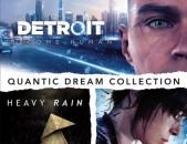 Heavy Rain Detroit Become Human, Beyond Two Souls դիսկ disk, նաև փոխանակում ps4