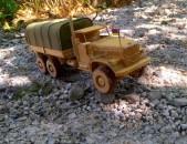 Փայտից պատրաստված КРАЗ -255 Б  ( ЛЮДОЕД )