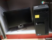 """Computer 4th. Gen. G3220 + 4GB + 320GB + 20"""" LED IPS wide screen"""