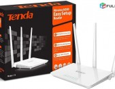 NOR Tenda Router F3 3 Antenna ov