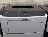 Black Laser Printer Lexmark MS410dn Duplex