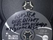 Asustek disc driver