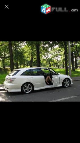 Toyota altezza gita vtarvac 2005 tiv 120.000 qshac pahestamaser ameninj 2 litran