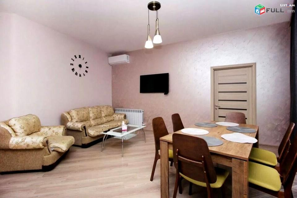 Կոդ 52364  Եկմալյան փողոց 3 սենյականոց բն, Yekmalyan st for rent