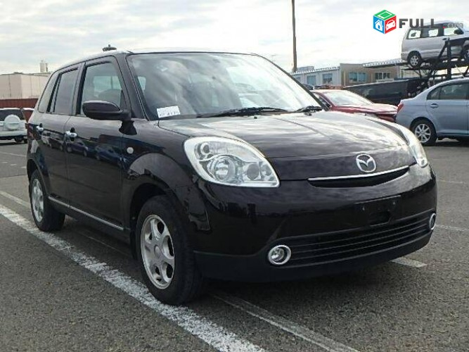 Mazda Verisa Raskulachit qandac zapchast