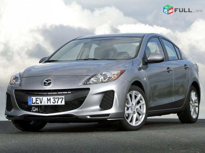 Mazda 3 BL Qandac raskulachit pahestamaser