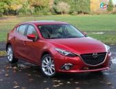 Mazda 3 2013+ raskulachit qandac zapchast pahestamaser