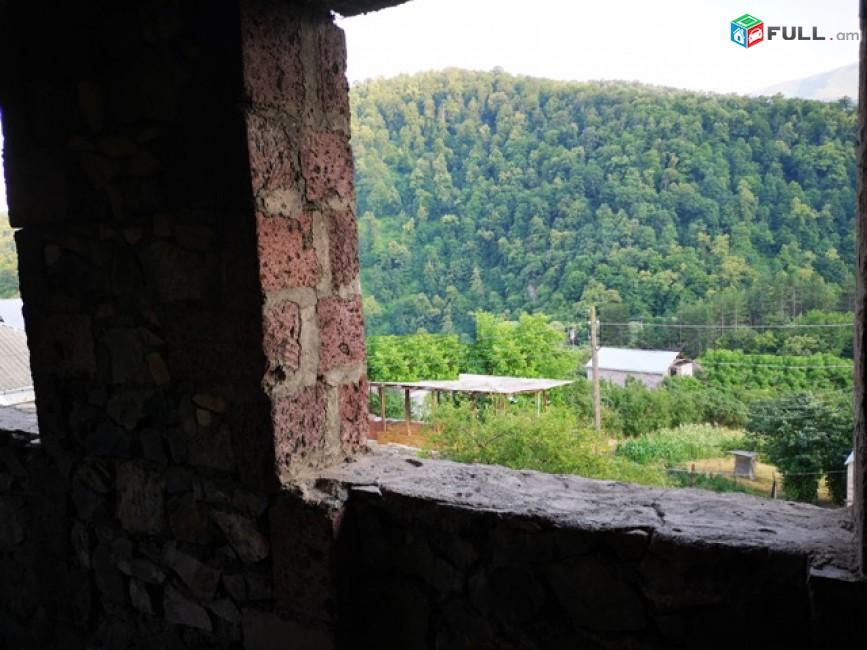 Առանձատուն Դիլիջան քաղաքի Թեղուտ գյուղում գեղեցիկ տեսարանով