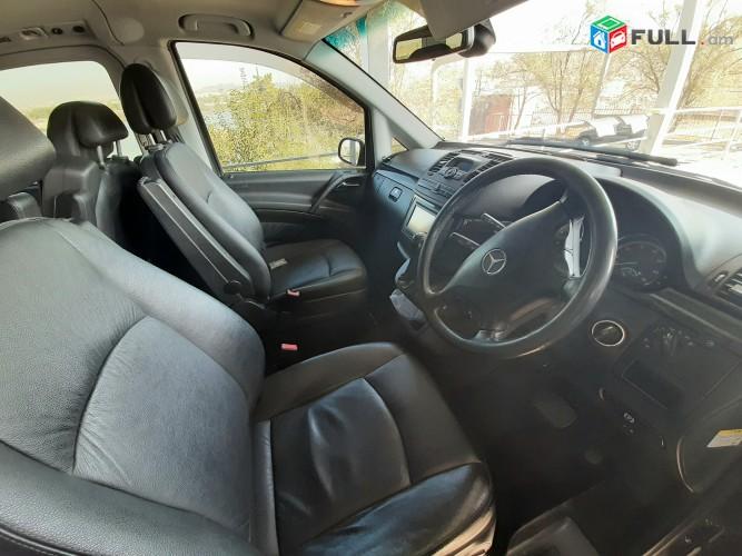 Mercedes-Benz Viano , 2007թ. Long ambiente