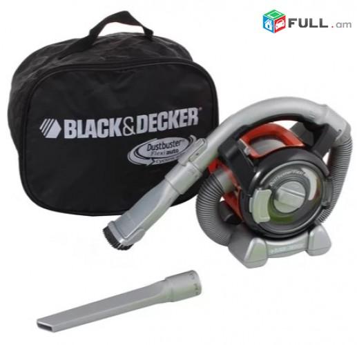 Пылесос автомобильный Black & Decker