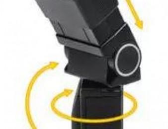 DSLR300 High Power Auto Flash + Universal Soft Box Flash Diffuser