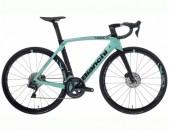 2021 - Bianchi Road Bike OLTRE XR.4 DISC Dura Ace Di2 (RUNCYCLES)