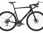 2021 - Cannondale Road Bike SUPERSIX EVO DISC Ultegra (RUNCYCLES)