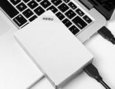 MY NOTE-Արտաքին կոշտ սկավառակներ. External vinch HDD 320GB, idealakan vijakum