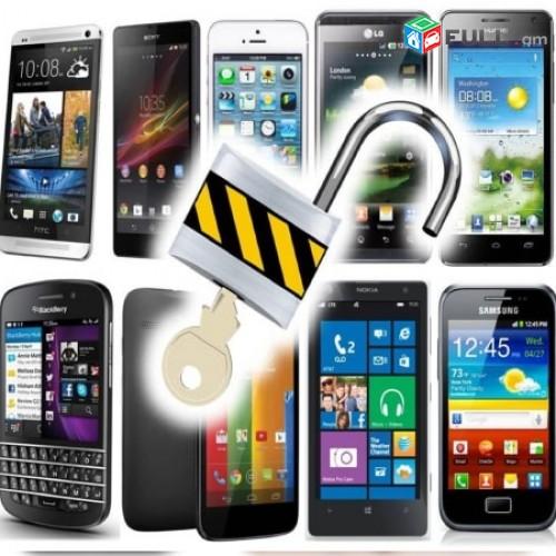 Հեռախոսների և Համակարգիչների Վերանորոգում Ծրագրավորում, ապակոդավորում