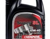 CHEMPIOIL Super SL 10W-40 4L Կիսասինթետիկ