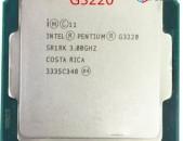 Intel® Pentium® Processor G3220 3M Cache, 3.00 GHz