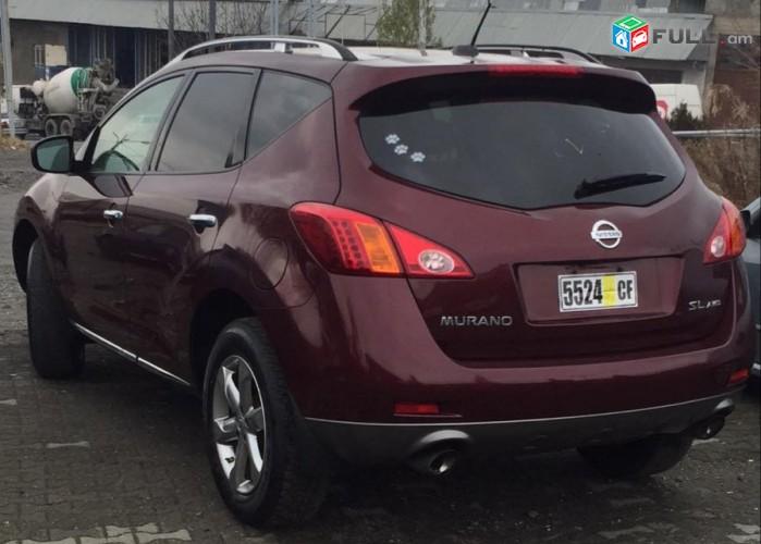 Nissan Murano , 2010թ.