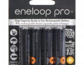 Panasonic eneloop pro AA (1.2V, 2550mAh, 4-Pack)