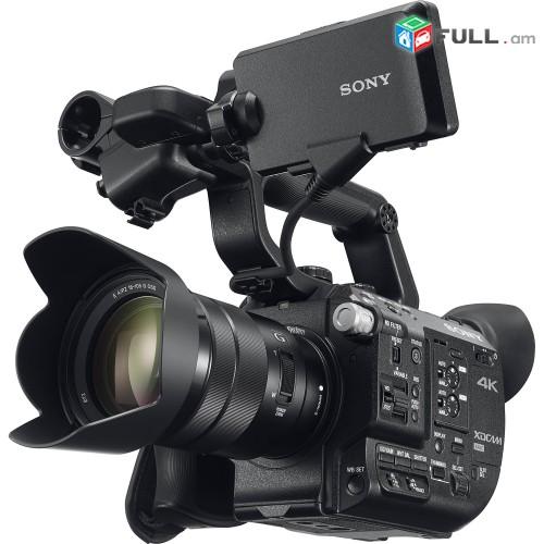Sony PXW-FS5 XDCAM Super 35 Camera 4k