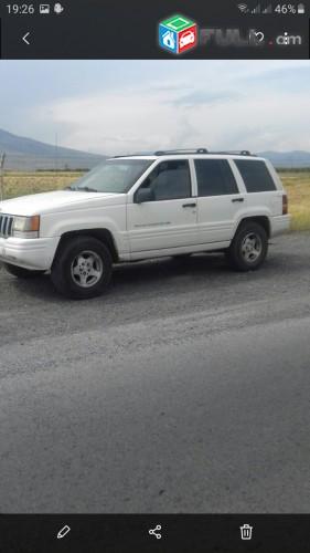 Jeep Grand Cherokee , 1998թ.