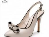 Basic ֆիրմայի բեժ կոշիկ 35 չափի լրիվ նոր