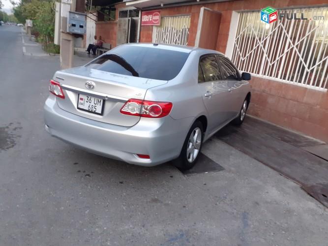 Toyota Corolla , 2012թ.