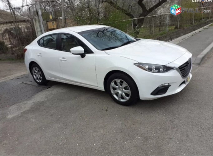 Mazda 3 , 2014թ.
