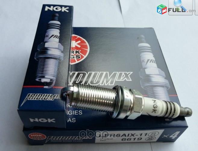 """MADE IN JAPAN SVECHA ORIGINAL NGK LFR6AIX-11 """"Iridium IX"""" LEXUS RX350"""