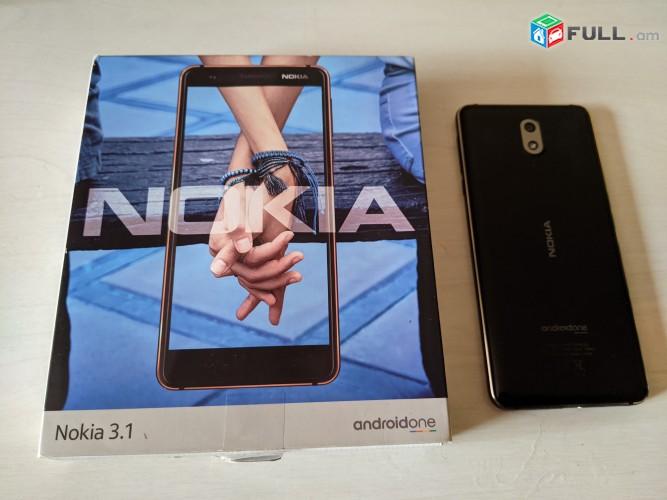 Nokia 3.1 Dual Sim 4G LTE Poxanakum