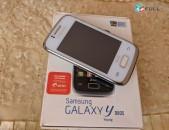 Samsung  Galaxy Young Poxanakum