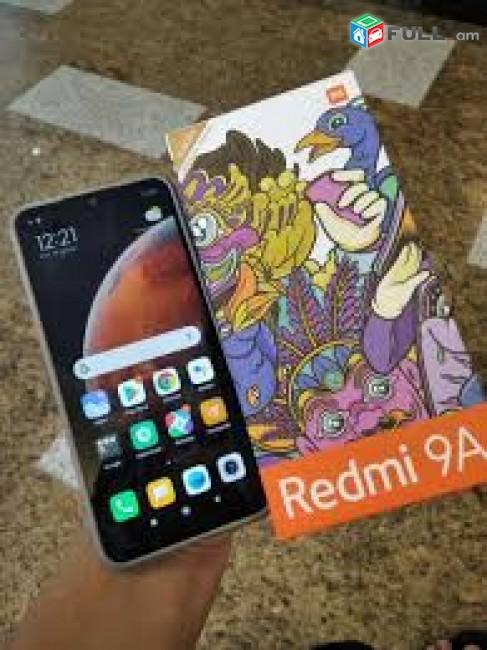 Xiaomi Redmi 9A Tupov Poxanakum