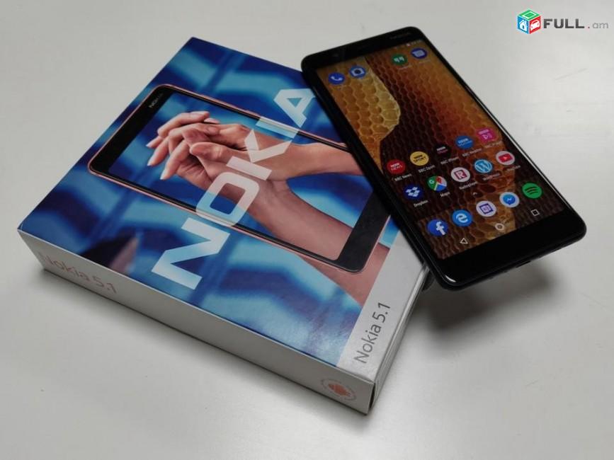 Nokia  5.1 Dual Sim Poxanakum