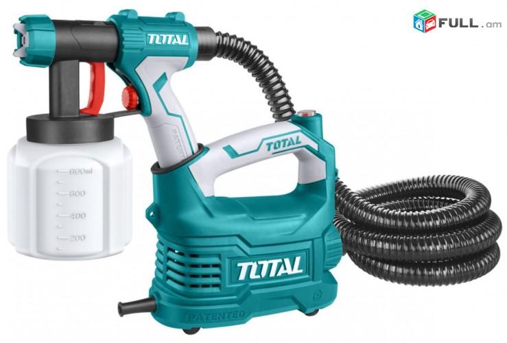 Պուլիզատոր Էլեկտրական ներկացիր TOTAL TT5006-2 pulizator пулизатор