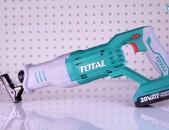 Lobzik Լոբզիկ Էլեկտրական սղոց մարտկոցով 20Վ TOTAL TRSLI1151