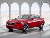 Mazda 6 odi tup pachka filtr 2013-2017 raskulachit