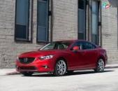 Mazda 6 bantaj 19  original raskulachit